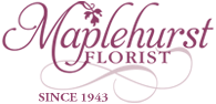 Maplehurst Florist is your online Vermont flower shop offering fresh daily floral delivery, plants, gifts and more throughout the Essex Junction area.  Call toll free 800-777-8115 or local 802-878-8113.
