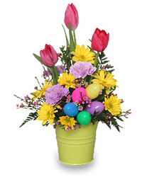 Easter Celebration from Maplehurst Florist, local flower shop in Essex Junction