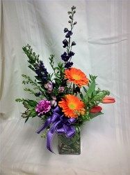 Garden Delight from Maplehurst Florist, local flower shop in Essex Junction