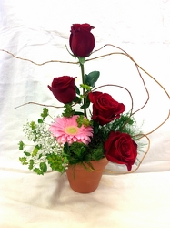 Just Four You from Maplehurst Florist, local flower shop in Essex Junction