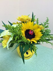 Love Bug from Maplehurst Florist, local flower shop in Essex Junction