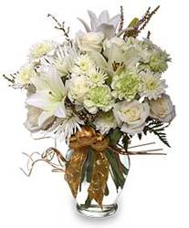 Sparkling Winter from Maplehurst Florist, local flower shop in Essex Junction