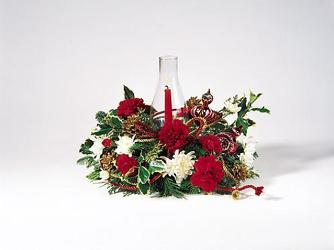 Holiday Spirit from Maplehurst Florist, local flower shop in Essex Junction