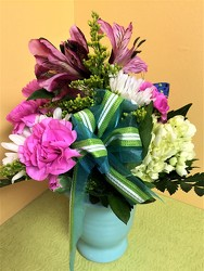 Thanks a Bunch  from Maplehurst Florist, local flower shop in Essex Junction