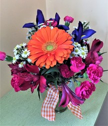 Welcome Back from Maplehurst Florist, local flower shop in Essex Junction