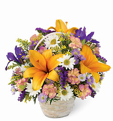 Natural Wonders Bouquet from Maplehurst Florist, local flower shop in Essex Junction