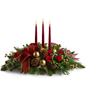 All is Bright from Maplehurst Florist, local flower shop in Essex Junction