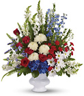 Remembrance of  Distinction from Maplehurst Florist, local flower shop in Essex Junction