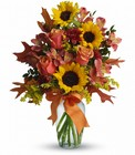 Warm Embrace from Maplehurst Florist, local flower shop in Essex Junction