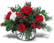 North Country Christmas from Maplehurst Florist, local flower shop in Essex Junction