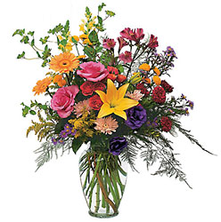 Beautiful Day (Available in smaller versions too.) from Maplehurst Florist, local flower shop in Essex Junction